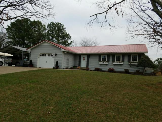 500 N Cedar Ln, Lawrenceburg, TN 38464 (MLS #1892416) :: The Milam Group at Fridrich & Clark Realty