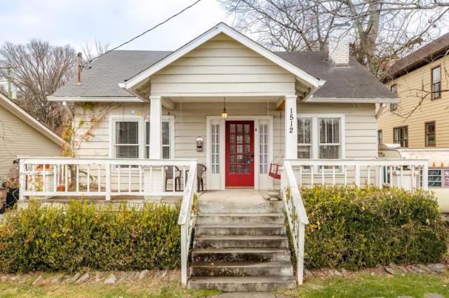 1512 Dallas Ave, Nashville, TN 37212 (MLS #1892583) :: DeSelms Real Estate