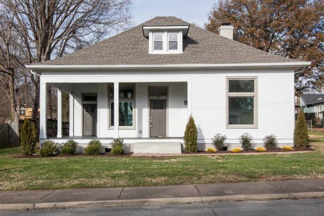 11 Waters Ave, Nashville, TN 37206 (MLS #1893464) :: DeSelms Real Estate