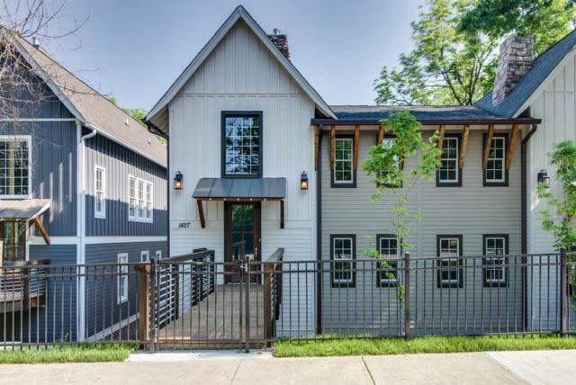 1427 Shelby Ave, Nashville, TN 37206 (MLS #1893612) :: DeSelms Real Estate