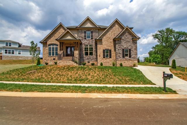 5100 Falling Water Rd., Nolensville, TN 37135 (MLS #1894054) :: DeSelms Real Estate