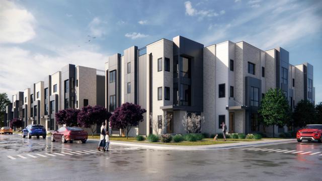 1213 10th Ave N #9, Nashville, TN 37208 (MLS #1894133) :: DeSelms Real Estate