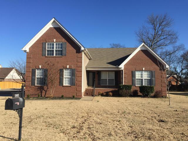 1803 Potters Ct, Murfreesboro, TN 37128 (MLS #1894255) :: DeSelms Real Estate