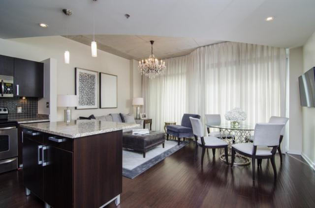 600 12th Ave S Apt 1806, Nashville, TN 37203 (MLS #1894273) :: DeSelms Real Estate