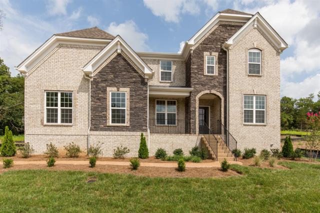 104 North Malayna, Lot 89, Hendersonville, TN 37075 (MLS #1894280) :: DeSelms Real Estate