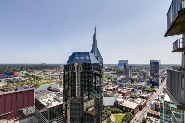 415 Church St Apt 2711 #2711, Nashville, TN 37209 (MLS #1894284) :: Exit Realty Music City