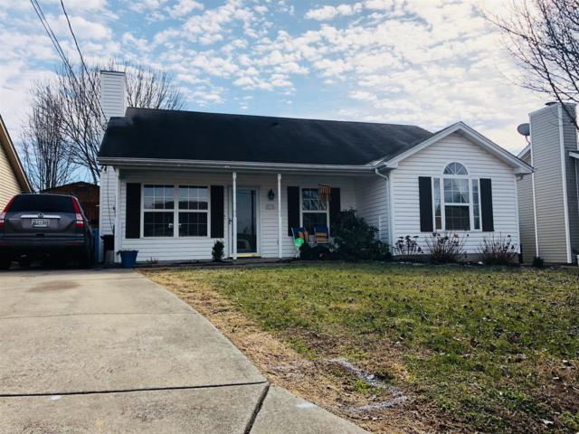 713 Lou Gehrig Cir, LaVergne, TN 37086 (MLS #1894296) :: John Jones Real Estate LLC