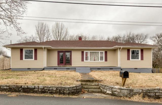 138 8Th Ave S, Lewisburg, TN 37091 (MLS #1894362) :: The Milam Group at Fridrich & Clark Realty