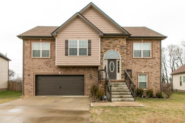 1284 Golden Eagle Way, Clarksville, TN 37040 (MLS #1894395) :: CityLiving Group