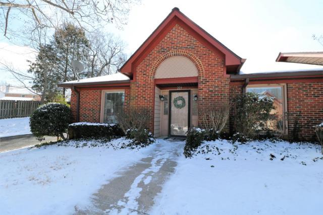 223 Highland Villa Cir, Nashville, TN 37211 (MLS #1894853) :: Exit Realty Music City