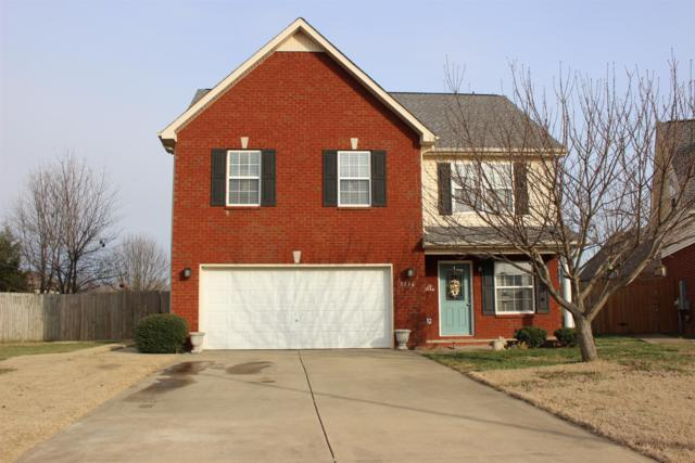 5136 Cicada Cir, Murfreesboro, TN 37129 (MLS #1895233) :: John Jones Real Estate LLC