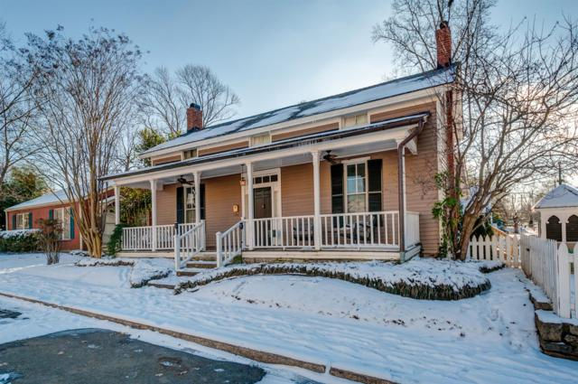 117 7Th Ave N, Franklin, TN 37064 (MLS #1895237) :: John Jones Real Estate LLC