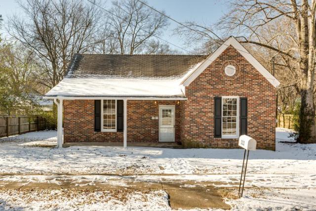 111 1St Ave, Mount Pleasant, TN 38474 (MLS #1895481) :: EXIT Realty Bob Lamb & Associates