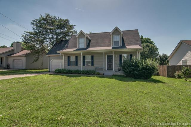 211 Blue Lake Ln, LaVergne, TN 37086 (MLS #1895605) :: Team Wilson Real Estate Partners