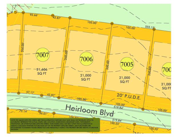 8527 Heirloom Blvd, College Grove, TN 37046 (MLS #1896093) :: CityLiving Group