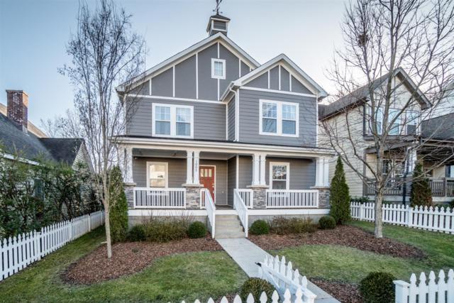 1003 Halcyon Ave, Nashville, TN 37204 (MLS #1896956) :: Team Wilson Real Estate Partners