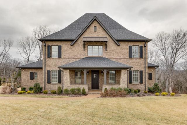 1811 Burland Crescent, Brentwood, TN 37027 (MLS #1897045) :: Ashley Claire Real Estate - Benchmark Realty