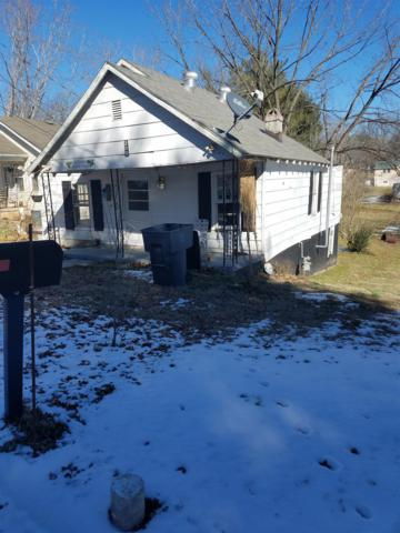 205 Bluff St, McMinnville, TN 37110 (MLS #1897307) :: Ashley Claire Real Estate - Benchmark Realty