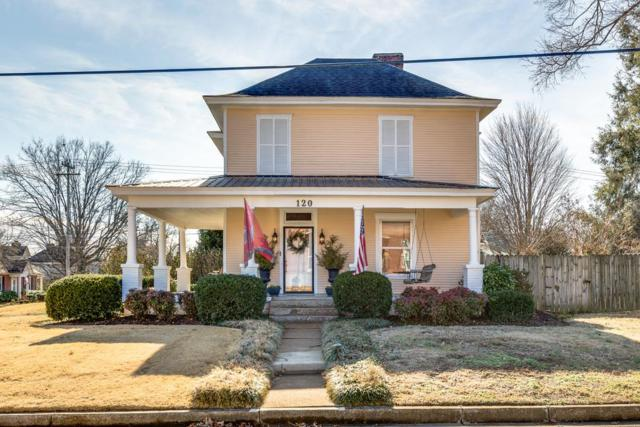 120 4Th Ave, Columbia, TN 38401 (MLS #1897556) :: CityLiving Group