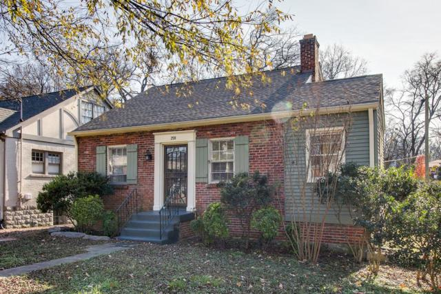 2511 W Linden Ave, Nashville, TN 37212 (MLS #1897570) :: The Milam Group at Fridrich & Clark Realty