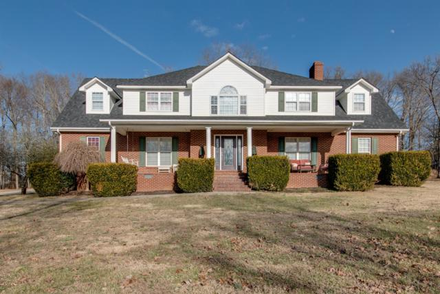 141 Longwood Dr, Shelbyville, TN 37160 (MLS #1897748) :: NashvilleOnTheMove | Benchmark Realty