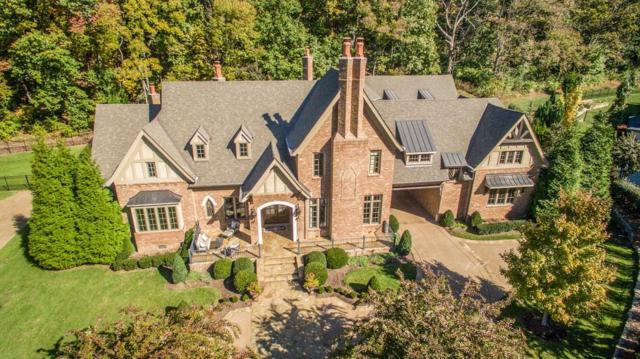 862 Windstone Blvd, Brentwood, TN 37027 (MLS #1898199) :: Ashley Claire Real Estate - Benchmark Realty