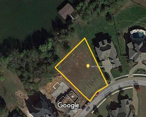 1443 Boardwalk Pl, Gallatin, TN 37066 (MLS #1898582) :: Ashley Claire Real Estate - Benchmark Realty
