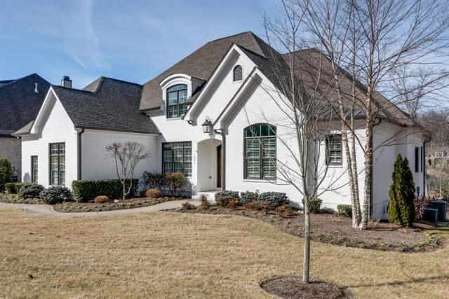 1607 Bernini Pl, Brentwood, TN 37027 (MLS #1898664) :: Team Wilson Real Estate Partners