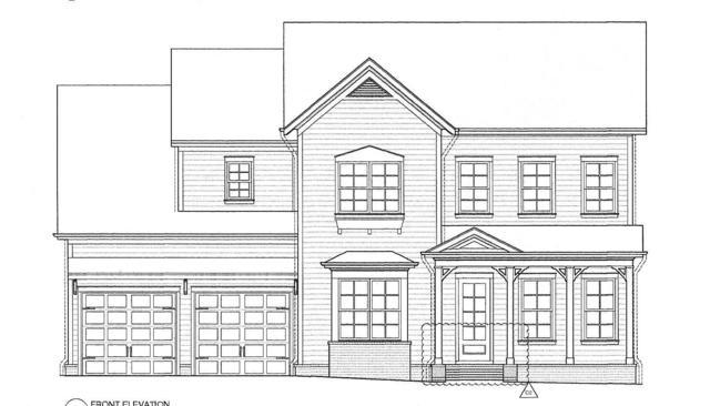 5036 Maysbrook Lane - Lot 6, Franklin, TN 37064 (MLS #1899193) :: NashvilleOnTheMove | Benchmark Realty