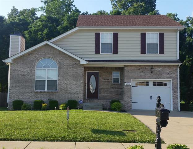 1313 Southwood Ct, Clarksville, TN 37042 (MLS #1899294) :: DeSelms Real Estate