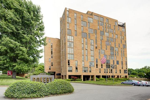 3901 West End Avenue 502 #502, Nashville, TN 37205 (MLS #1899414) :: Group 46:10 Middle Tennessee