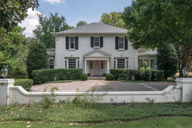 304 Lynnwood Blvd, Nashville, TN 37205 (MLS #1899451) :: The Milam Group at Fridrich & Clark Realty