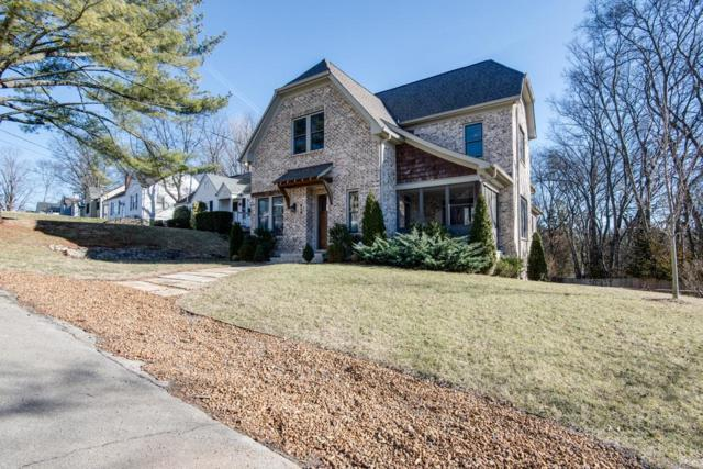 818 Dewees Ave, Nashville, TN 37204 (MLS #1899608) :: CityLiving Group
