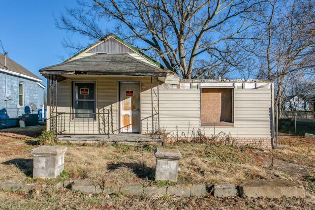 510 Gant St, Mount Pleasant, TN 38474 (MLS #1899691) :: Living TN