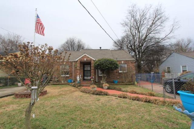 910 Ward St, Nashville, TN 37207 (MLS #1899995) :: NashvilleOnTheMove   Benchmark Realty