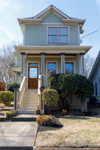 1617 6th Ave N #1, Nashville, TN 37208 (MLS #1900230) :: RE/MAX Homes And Estates