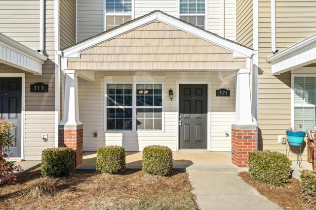 321 Sam Houston Cir, Clarksville, TN 37040 (MLS #1900731) :: DeSelms Real Estate