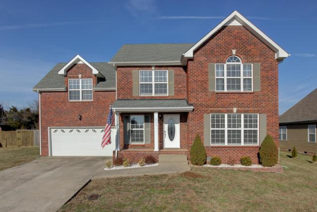 3777 Harvest Rdg, Clarksville, TN 37040 (MLS #1900935) :: CityLiving Group