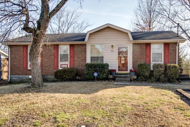 532 Singer Dr, Madison, TN 37115 (MLS #1900948) :: DeSelms Real Estate