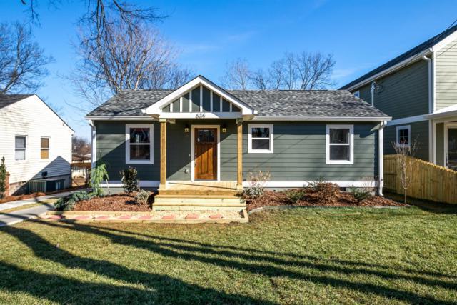 624 Ries Ave, Nashville, TN 37209 (MLS #1901081) :: DeSelms Real Estate