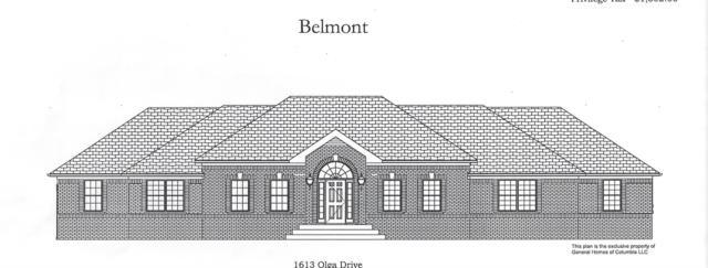 1613 Olga Drive, Spring Hill, TN 37174 (MLS #1901219) :: NashvilleOnTheMove | Benchmark Realty