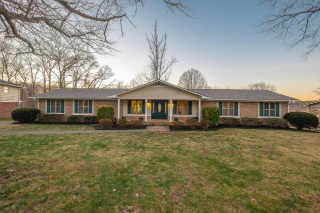 1215 Dripping Springs Road, Winchester, TN 37398 (MLS #1901285) :: Ashley Claire Real Estate - Benchmark Realty