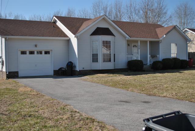 234 Short St, Clarksville, TN 37042 (MLS #1901319) :: NashvilleOnTheMove | Benchmark Realty