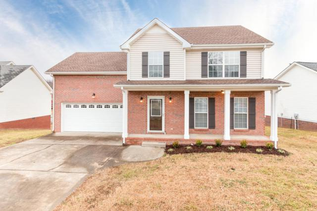 3123 Clydesdale Dr, Clarksville, TN 37043 (MLS #1901333) :: CityLiving Group