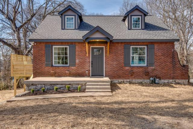 1404 Montgomery Ave, Nashville, TN 37207 (MLS #1901334) :: The Milam Group at Fridrich & Clark Realty