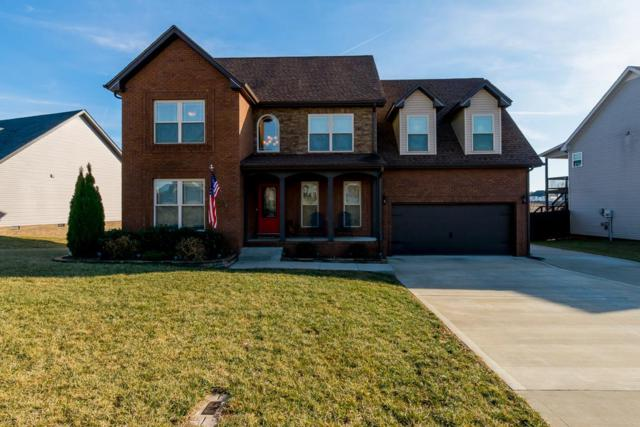 1332 Canyon Pl, Clarksville, TN 37042 (MLS #1901476) :: Exit Realty Music City