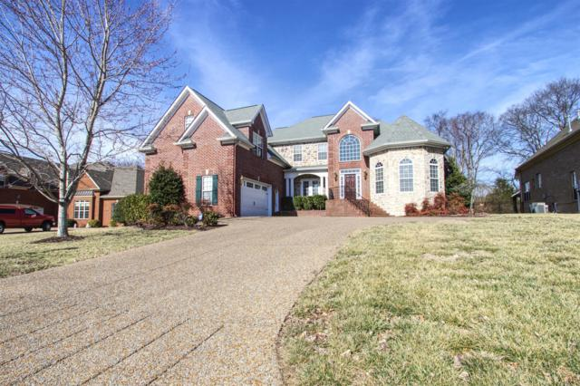 1026 Smoke Rise Ln, Hendersonville, TN 37075 (MLS #1901622) :: The Matt Ward Group