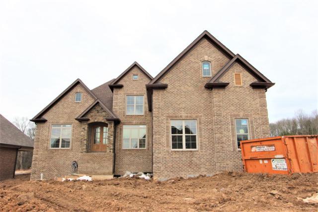 504 Montrose Dr. #306, Mount Juliet, TN 37122 (MLS #1901642) :: DeSelms Real Estate
