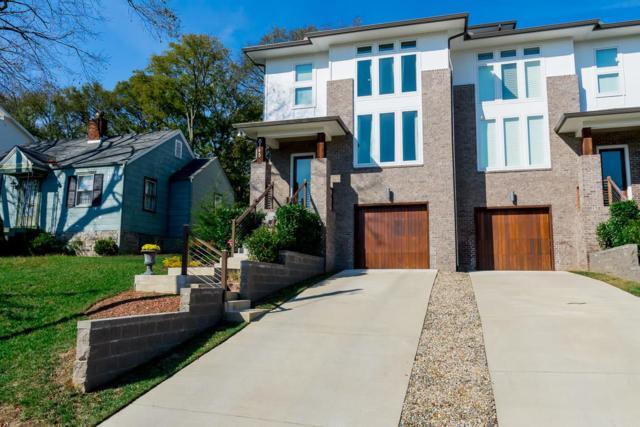 814 B Horner Avenue, Nashville, TN 37204 (MLS #1901705) :: Team Wilson Real Estate Partners