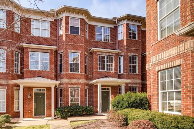756 Wedgewood Park #756, Nashville, TN 37203 (MLS #1901891) :: KW Armstrong Real Estate Group